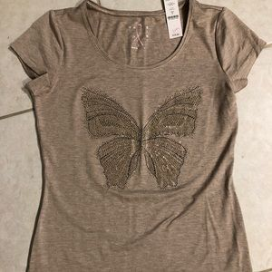 WHBM Butterfly Tee